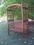 Colonial Arbour Bench