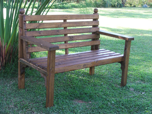 Benches Timba Garden Products