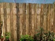 Lathe Spagga Fence