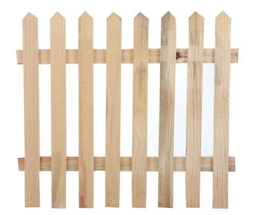 Picket fence timba garden products