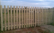 1.2m Picket Fence