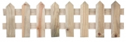 300mm Picket Fence