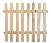 900mm Picket Fence